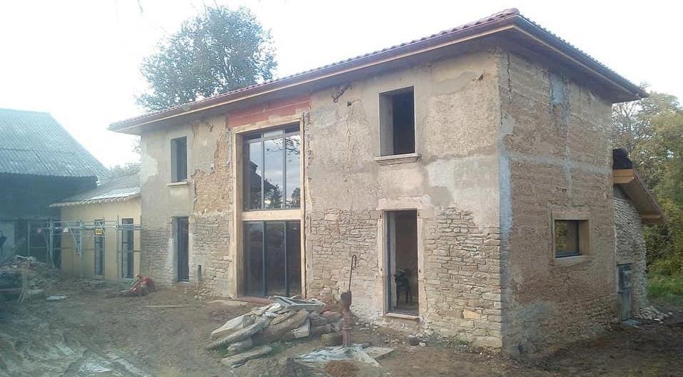 Rénovation complète à Saint-Victor de Cessieu